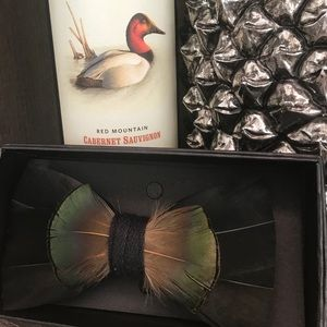Other - Luxury Feather Bowtie Collection